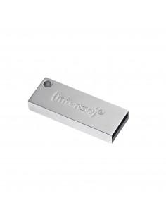Intenso Premium Line USB-muisti 32 GB USB A-tyyppi 3.2 Gen 1 (3.1 1) Hopea Intenso 3534480 - 1
