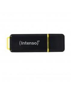 Intenso High Speed Line USB-muisti 64 GB USB A-tyyppi 3.2 Gen 2 (3.1 2) Musta, Keltainen Intenso 3537490 - 1