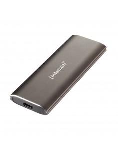 "Intenso externe SSD Professional Festplatte 1 TB Braun-Metallic - Solid State Disk 1,8\"" 1000 GB Ruskea Intenso 3825460 - 1"