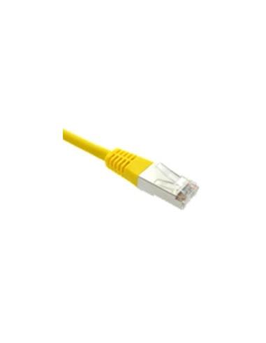 Black Box CAT6A-YEL-1M verkkokaapeli S/FTP (S-STP) Black Box CAT6A-YEL-1M - 1