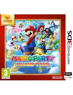 Nintendo Mario Party: Island Tour 3DS Perus Englanti Nintendo 2231040 - 1