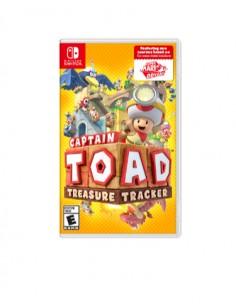 Nintendo Captain Toad: Treasure Tracker, Switch videopeli Perus Nintendo 2523640 - 1