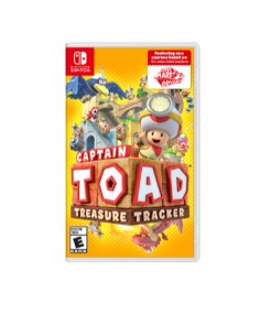Nintendo Captain Toad: Treasure Tracker, Switch Perus Nintendo 2523640 - 1