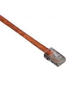 Black Box Cat5e 3ft 0.9m U/UTP (UTP) Oranssi verkkokaapeli Black Box EVNSL59-0003 - 1