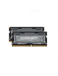 Crucial Ballistix Sport LT 32GB muistimoduuli DDR4 2666 MHz Crucial Technology BLS2K16G4S26BFSD - 1