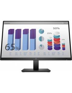 """HP P24q G4 60.5 cm (23.8"""") 2560 x 1440 pixels Quad HD LED Black Hp 8MB10AA#ABB - 1"""
