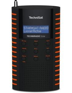 TechniSat Solar Kannettava Analoginen & digitaalinen Musta, Oranssi Technisat 0001/3931 - 1