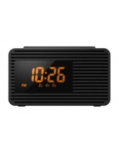 Panasonic RC-800EG-K radio Clock Black Panasonic RC800EGK - 1