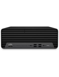 HP EliteDesk 805 G6 4750G SFF AMD Ryzen 7 Pro 16 GB DDR4-SDRAM 512 SSD Windows 10 PC Musta Hp 273A4EA#UUW - 1