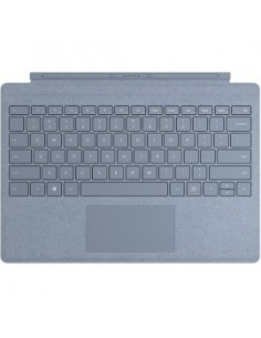 Microsoft Surface Pro Signature Type Cover Sininen port QWERTZ Saksa Microsoft FFQ-00125 - 1