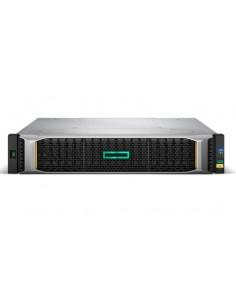Hewlett Packard Enterprise MSA 1050 levyjärjestelmä 4.8 TB Teline ( 2U ) Musta, Ruostumaton teräs Hp Q2R50A - 1