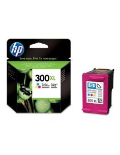 HP 300XL Tri-color Ink Cartridge 1 pc(s) Original High (XL) Yield Cyan, Magenta, Yellow Hp CC644EE#301 - 1