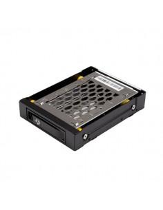 """StarTech.com SATBP125VP asemapaikkaan asennettava paneeli 8.89 cm (3.5"""") Liitinpaneeli Musta Startech SATBP125VP - 1"""
