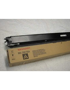 Sharp MX-31GTBA toner cartridge 1 pc(s) Original Black Sharp MX31GTBA - 1