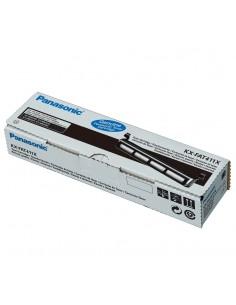 Panasonic KX-FAT411X värikasetti Alkuperäinen Musta 1 kpl Panasonic KX-FAT411X - 1
