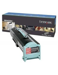 Lexmark High Yield Toner Cartridge for W840 Original Svart Lexmark 00W84020H - 1