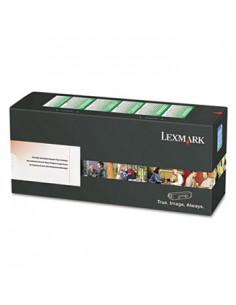Lexmark 24B6845 värikasetti Alkuperäinen Musta 1 kpl Lexmark 24B6845 - 1