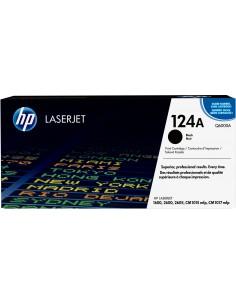 HP 124A 1 kpl Alkuperäinen Musta Hq Q6000A - 1