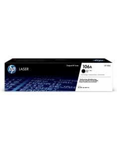 HP 106A Alkuperäinen Musta 1 kpl Hq W1106A - 1