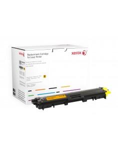 Xerox Värikasetti, keltainen. Vastaa tuotetta Brother TN245Y. Yhteensopiva avec DCP-9020, HL-3140, HL-3150, HL-3170, MFC-9130 Xe