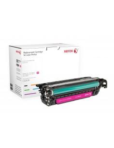 Xerox Värikasetti, magenta. Vastaa tuotetta HP CE263A. Yhteensopiva avec Colour LaserJet CM4540 MFP, CP4025 Xerox 106R02218 - 1