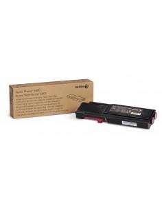 Xerox Phaser 6600/WorkCentre 6605. magenta värikasetti (normaali kapasiteetti, 2 000 sivua) Xerox 106R02246 - 1