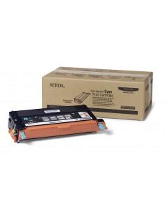 Xerox Syaani Suurikapasiteettinen Tulostuskasetti, Phaser 6180 -Sarja Xerox 113R00723 - 1
