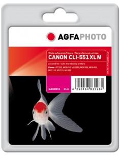 AgfaPhoto APCCLI551XLM mustekasetti Magenta 1 kpl Agfaphoto APCCLI551XLM - 1