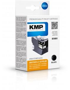 KMP 1537,4001 mustekasetti Compatible Musta 1 kpl Kmp Creative Lifestyle Products 1537,4001 - 1