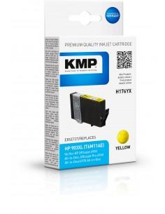 KMP 1757.0009 värikasetti Yhteensopiva Keltainen 1 kpl Kmp Creative Lifestyle Products 1757,0009 - 1