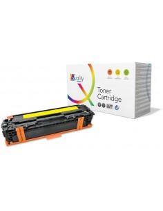 CoreParts QI-CA1002Y värikasetti Yhteensopiva Keltainen 1 kpl Coreparts QI-CA1002Y - 1