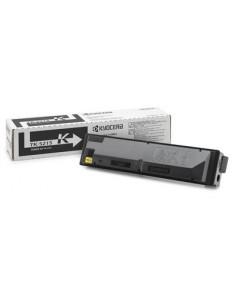 KYOCERA TK-5215K Alkuperäinen Musta 1 kpl Kyocera TK-5215 - 1