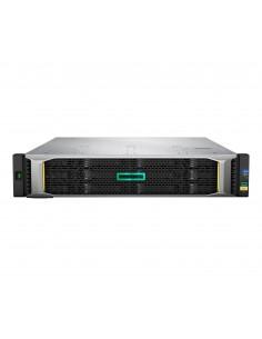Hewlett Packard Enterprise MSA 2050 disk array Rack (2U) Black Hp Q2P39A - 1