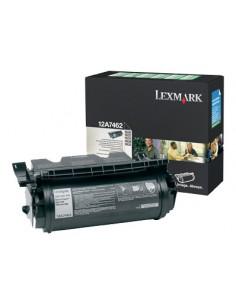 Lexmark 12A7462 värikasetti Alkuperäinen Musta 1 kpl Lexmark 12A7462 - 1