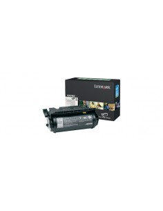Lexmark 12A7465 värikasetti Alkuperäinen Musta 1 kpl Lexmark 12A7465 - 1