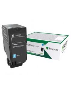 Lexmark 75B20C0 toner cartridge 1 pc(s) Original Cyan Lexmark 75B20C0 - 1