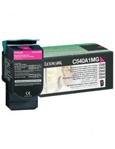 Lexmark C540A1MG toner cartridge 1 pc(s) Original Magenta Lexmark C540A1MG - 1