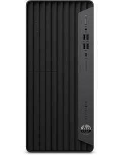 HP EliteDesk 800 G6 (8YR01AV) 10. sukupolven Intel® Core™ i7 i7-10700 16 GB DDR4-SDRAM 512 SSD Tower Musta PC Windows 10 Pro Hq
