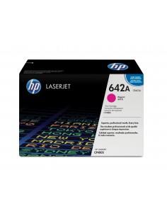 HP 624A Alkuperäinen Magenta 1 kpl Hq CB403A - 1