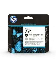 HP 774 Alkuperäinen Vaaleanharmaa, Valokuva musta Monipakkaus Hq P2W00A - 1
