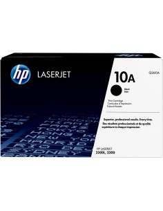 HP 10A Alkuperäinen Musta 1 kpl Hq Q2610A - 1