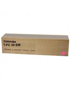 Toshiba T-FC 30 EM Alkuperäinen Magenta 1 kpl Toshiba 6AJ00000206 - 1