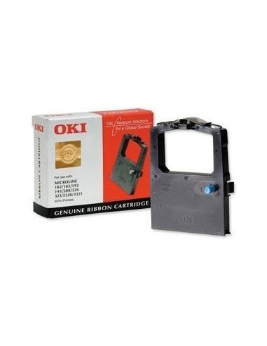 OKI 09002303 tulostinnauha Musta Oki 09002303 - 1
