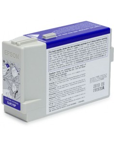 Epson SJIC15P(CMY): Ink cartridge for ColorWorks C3400 and TM-C610 (CMY) Epson C33S020464 - 1