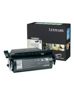 Lexmark 12A6865 toner cartridge 1 pc(s) Original Black Lexmark 12A6865 - 1