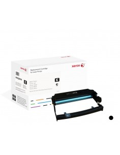 Xerox , musta. Vastaa tuotetta Lexmark E250A21E, E250A11E. Yhteensopiva avec E250, E350, E352-tulostimen kanssa Xerox 106R01552
