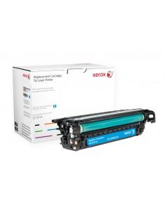Xerox Värikasetti, syaani. Vastaa tuotetta HP CF321A. Yhteensopiva avec Colour LaserJet M680-tulostimen kanssa Xerox 006R03332 -