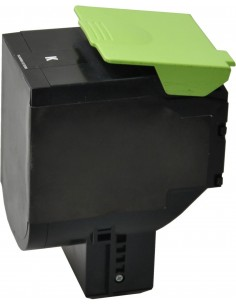 Coreparts Toner Black 80c2hk0 Coreparts QI-LE1007ZB - 1