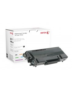 Xerox Värikasetti, musta. Vastaa tuotetta Brother TN3280. Yhteensopiva avec DCP-8070D/8080DN/8085DN, HL-5340D/5350DN Xerox 106R0