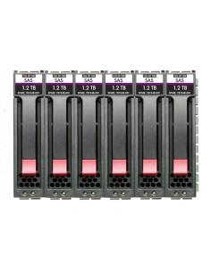 """Hewlett Packard Enterprise R0Q66A interna hårddiskar 2.5"""" 1800 GB SAS Hp R0Q66A - 1"""